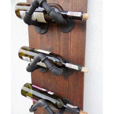 Wieszak na wino