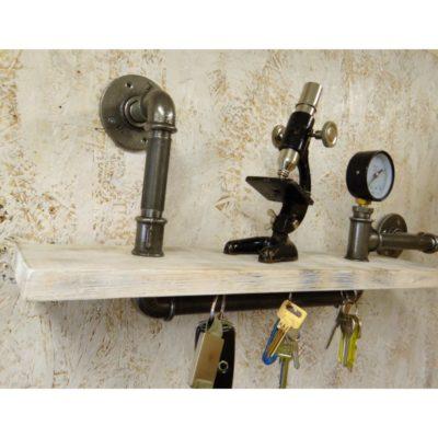 Półka loft z mocnymi magnesami.