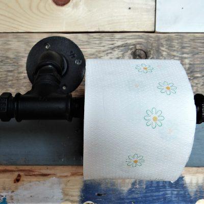 Uchwyt na papier toaletowy, uchwyt wc