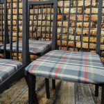 Krzesła Hałas model 200-157 – komplet 4 krzeseł