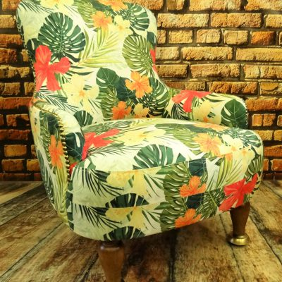 Fotel vintage TROPICANO
