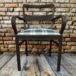 Fotel  Art Deco -okres międzywojenny