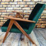 Fotel PRL – model B-310