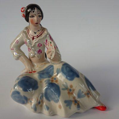 Porcelana – figurka Cyganki