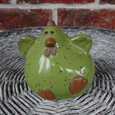 Ceramika – wesoła kurka