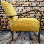 Fotel vintage – lata 50