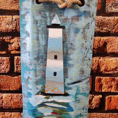 Dekoracja vintage –  latarnia morska